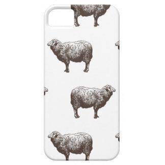 Ovejas de Emma Janeway iPhone 5 Carcasa