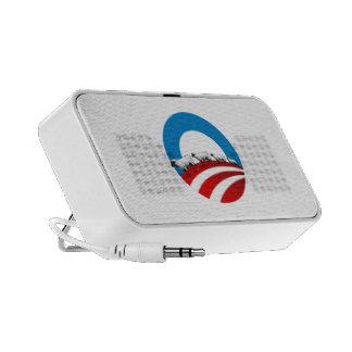 Ovejas de Obama Laptop Altavoces