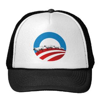 Ovejas de Obama Gorra