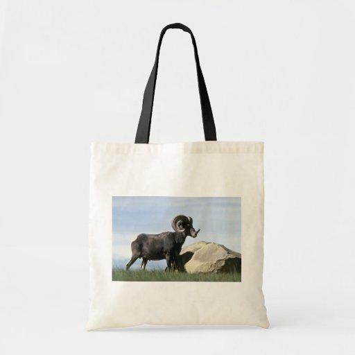 ovejas de piedra (espolón grande) bolsa de mano
