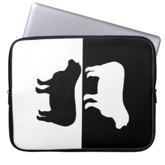 ovejas fundas computadoras