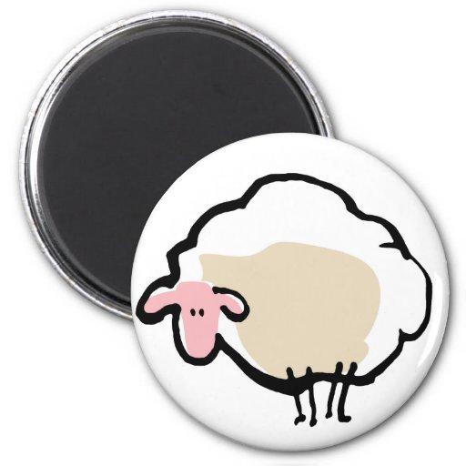 ovejas imán