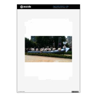 Ovejas iPad 2 Skins