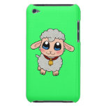 Ovejas lindas iPod touch Case-Mate protector