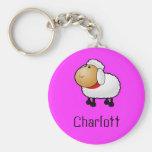 ovejas llaveros personalizados