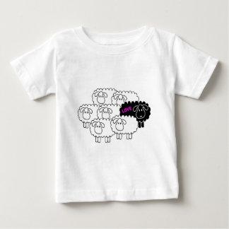 Ovejas negras (amor) camisas