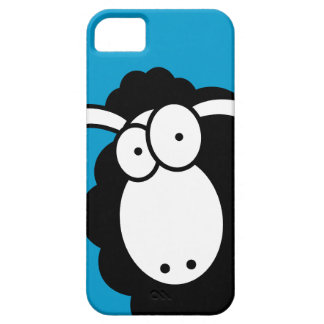 Ovejas negras iPhone 5 protectores