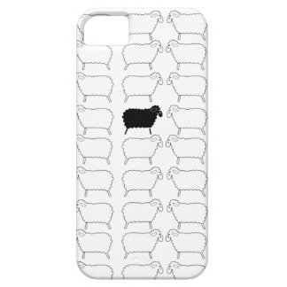 Ovejas negras iPhone 5 Case-Mate protector