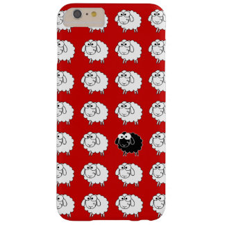 Ovejas negras funda barely there iPhone 6 plus