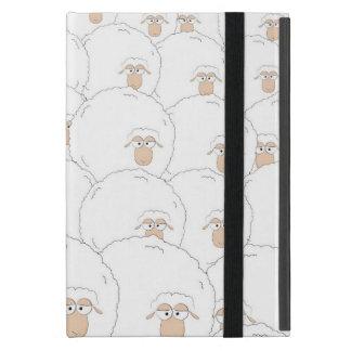 Ovejas negras iPad mini protectores