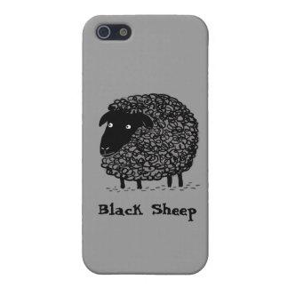 Ovejas negras iPhone 5 fundas