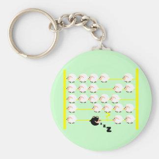 ovejas negras llaveros personalizados