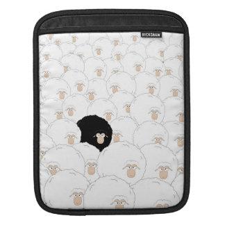 Ovejas negras manga de iPad