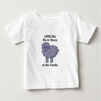 Ovejas negras oficiales de la familia camiseta
