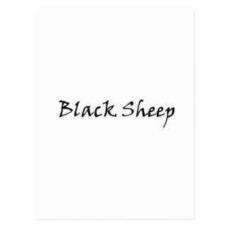 ovejas negras postales