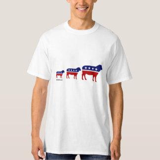 Ovejas patrióticas polera