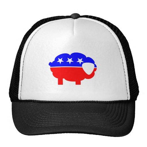 Ovejas republicanas gorra