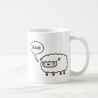 ¡Ovejas! Taza De Café
