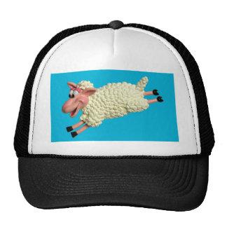 Ovejas tontas gorras