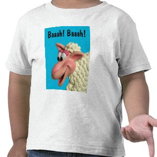 Ovejas tontas camisetas