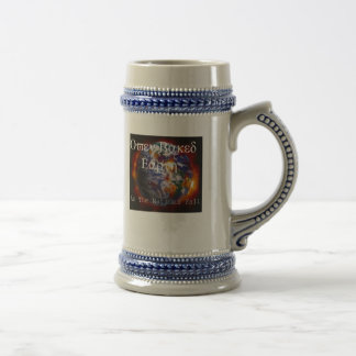 Oven Baked Earth Beer Stein