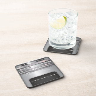 oven drink coaster