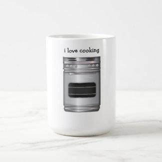 Oven - I love cooking Coffee Mug