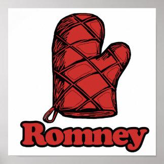 Oven Mitt Romney.png Poster