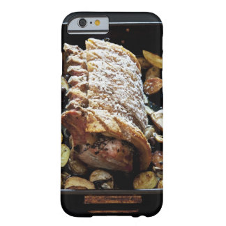 Oven Roaste zpork Loin with crackling, potatoes Barely There iPhone 6 Case