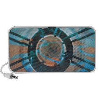 Oven work blues travelling speaker