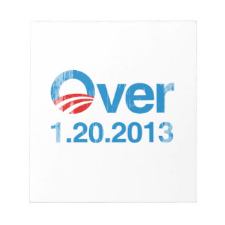 Over 1.20 Faded.png Memo Pad