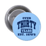 Over 30 Years Button