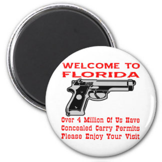 Over 4 Million Of Us Have Concealed Carry Permits Magnet