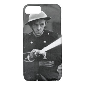 Over 500 firemen and members of the_War image iPhone 8/7 Case