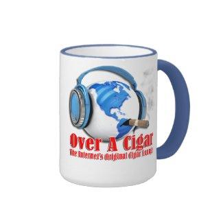 Over A Cigar Coffee Mug