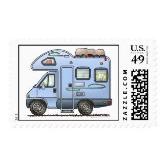 Over Cab Camper Postage