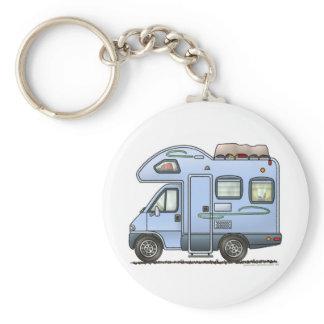 Over Cab Camper RV Keychain