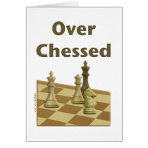 Over Chessed Cards
