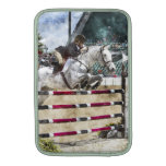 Over Easy Hunter Jumper Show Jumping Sleeves For MacBook Air