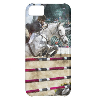 Over Easy Hunter Jumper Show Jumping iPhone 5C Case