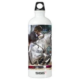 Over Easy Hunter Jumper Show Jumping SIGG Traveler 1.0L Water Bottle