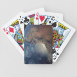 Over Gulf of Aden and Somalia Bicycle Playing Cards