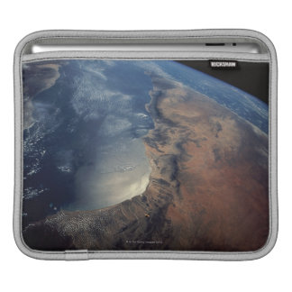 Over Gulf of Aden and Somalia iPad Sleeves