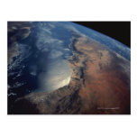 Over Gulf of Aden and Somalia Postcards