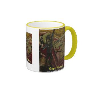 over here  mug