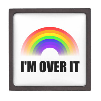 Over It Rainbow Gift Box