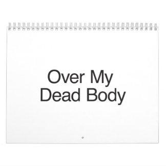 Over My Dead Body.ai Calendar