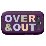over out and