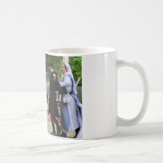 Over Powered By a Women Coffee Mug
