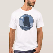 Over Seas Voyage T-Shirt